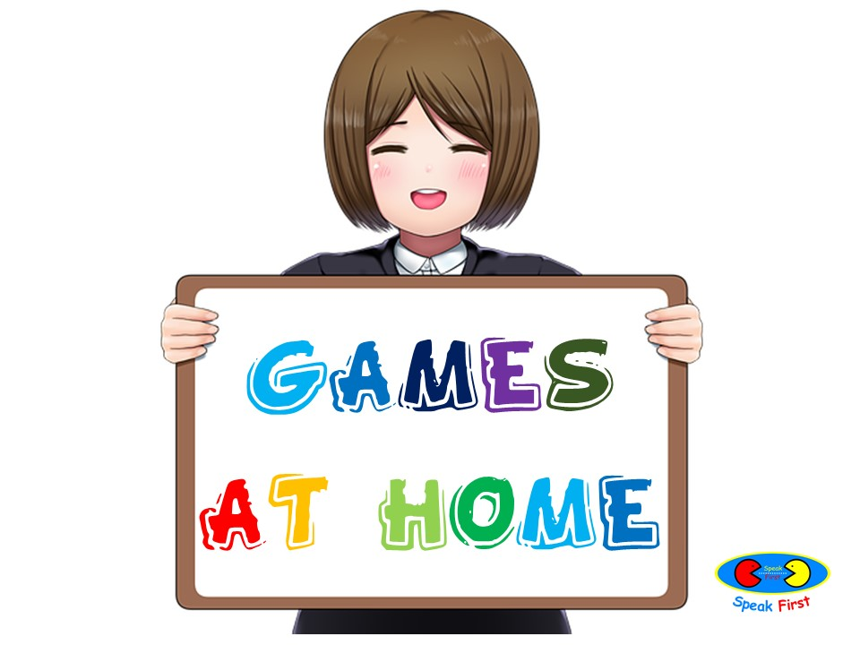 English Course; Kids B Level  - Family Members Game